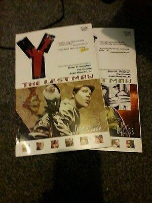 Y The Last Man - Volumes 1 and 2