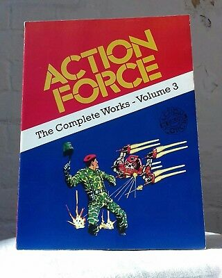 Battle - Action Force Comic - The Complete Works Volume Three