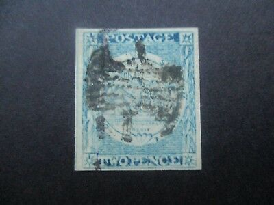 NSW Stamps: 2d Sydney Views Victoria Butterfly cancel Used   Free Post  (j13}