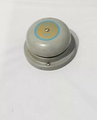 Adaptable EDWARDS SIGNALING 340-4G5 Bell 24VAC 0.31A Metal School Alarm Office