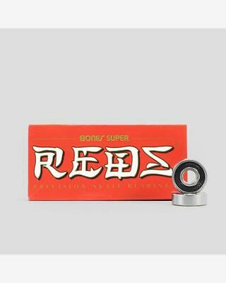 Bones Super Reds Kugellager - Bearings für Skateboard, Cruiser  Longboard