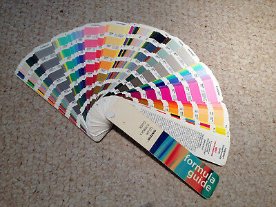 PANTONE  Color Formula  Guide from 1997