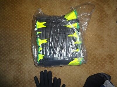 posi grip gloves ce 715tssl size med en 388 high visible  Safety Work  Gloves