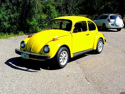 1975 Volkswagen Beetle - Classic  1975 Beetle, 20,000 miles since complete rebuild. Totally rust free.