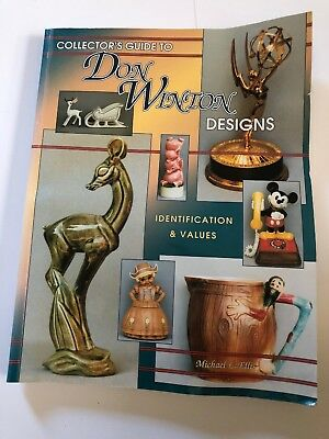 Antique Vintage Collectors Guide to Don Winton Designs Identification And Values