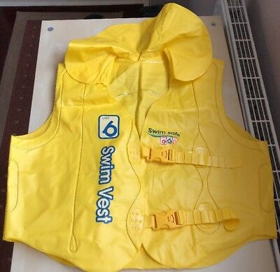Bestway Childs Inflatable Lifejacket 3-6 years/18-30Kgs