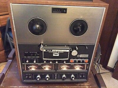 Vintage AKAI  GX-280 DDS 4 Channel Stereo Tape Deck Reel To Reel