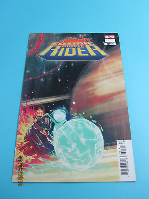 COSMIC GHOST RIDER #1 NM STEPHANIE HANS 1:25 variant Marvel Comics