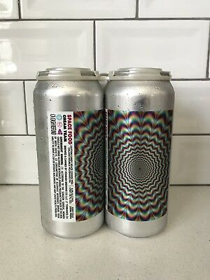 Monkish Brewing SPACE FOOD DIPA (2 Cans)