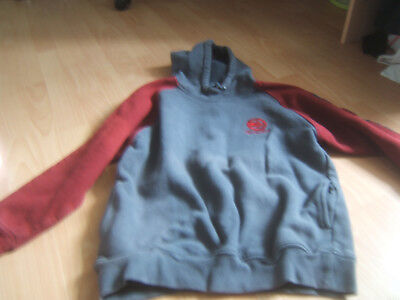 sweat  capuche BEST WAY taille 14 ans