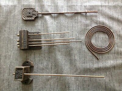 Mantlel Clock Chimes Gongs Rods Antique Collection Spare Parts 2 Westminster