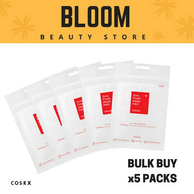 [COSRX] Acne Pimple Master Patch 5 packs BULK BUY - 24 patches each pack