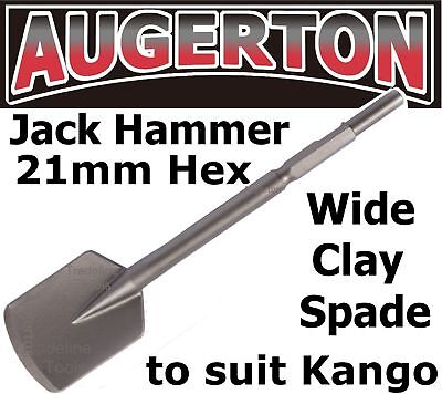 Jack Hammer Square Long Series Clay Spade Chisel. Jackhammer Shovel Suit Kango