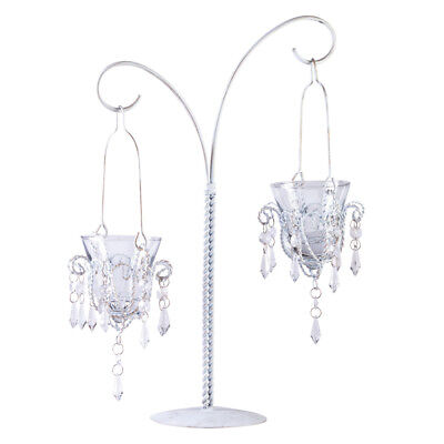 Gallery of Light - Mini-Chandelier Votive Stand