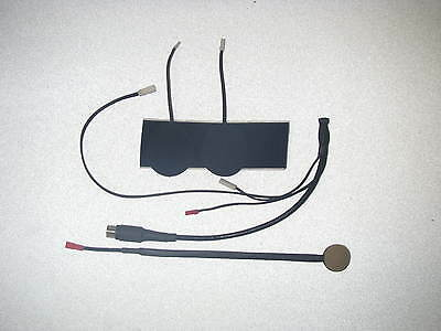 New 7 Pin Headset Kit For Autocom Motorcycle Intercoms