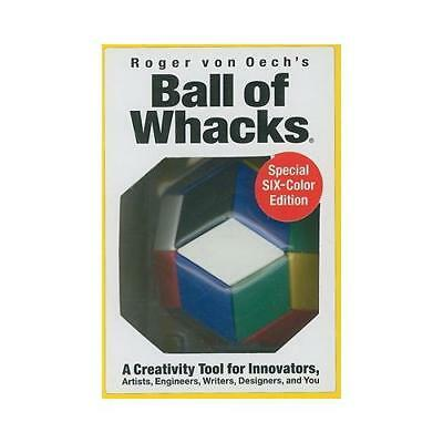 Ball of Whacks: Six-Color by Roger von Oech (creator)