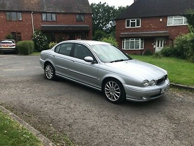 2006 Jaguar Xtype 2.0 Diesel Low Mileage 81900 Fully Serviced Full Mot