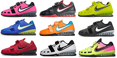 Nike Romaleos 2 Weightlifting Shoes - 9 colours available, Sizes UK 3.5 - 14