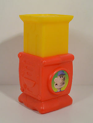 """2005 Ech O Matic 5"""" Burger King Toy Wallace & Gromit Curse Of The Were-Rabbit"""