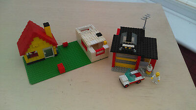 Lego Vintage Sets Loft Find Oop Rare Mechanic Shopgarage Car