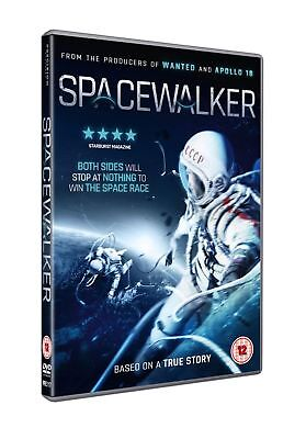 The Spacewalker [DVD] - New and sealed - Thriller