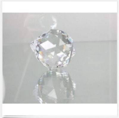 30mm1p Clear Chandelier Glass Crystal Lamp Prisms Parts Hanging Drops Pendant AA