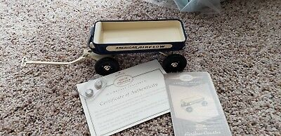 1935 American Airflow Coaster Hallmark Kiddie Car Classics Sidewalk Cruiser NEW