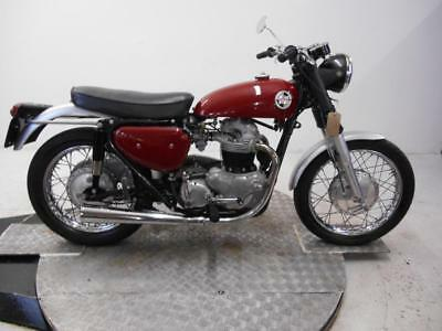 1968 N15CS Hybrid Norton Unregistered US Import Barn Find Project with Spares
