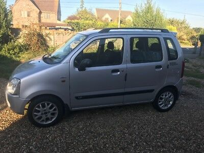 suzuki wagon r + special with wheel chair lift