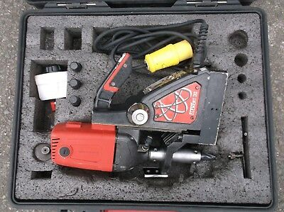 Rotabroach Element 30 Magnetic Drilling Machine.