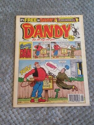 The Dandy #2956 18Th July 1998 British Weekly