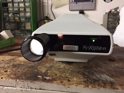 Righton Np-3S Auto Chart Projector. Formerly Nikon. No Remote. Good Condition