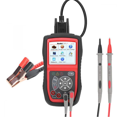 Autel AL539B Auto Link OBD2 Scanner Code Reader with Battery Circuit