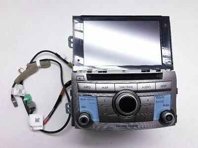2013 Subaru Outback Legacy Radio And Navigation Unit Assembly Us Oem 86271