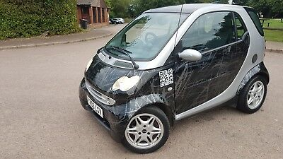 Smart Fortwo 0.6 City Passion Semi Automatic, Full Leather Interior