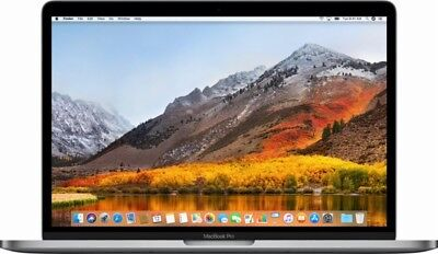 """2017 Apple MacBook Pro 13"""" no Touch Bar Space Gray 2.3GHz i5 8GB 128GB MPXQ2LL/A"""