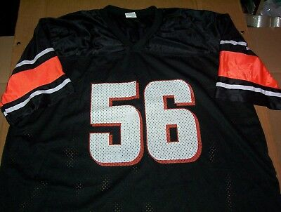 Jagermeister PROMO #56 Football Jersey Adult Size Large / X-Large   Lrg / XL