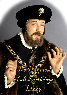 Blackadder happy birthday