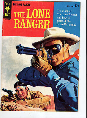 High  Grade  # 1   Scarce  Issue  -  The  Lone  Ranger  -  Very Fine
