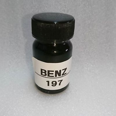 For Mercedes BENZ Touch Up Paint Color Code # 197 Obsidian Black Metallic 30ml