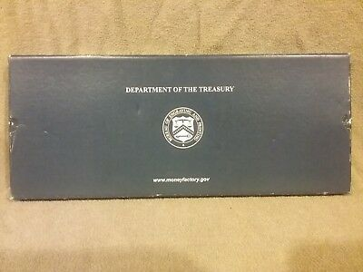 Texas Coin and Currency Set in Original Mint Box Bureau of Engraving & Printing