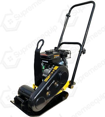 196cc Vibratory Plate Compactor Gas Power Recoil start 6.5HP
