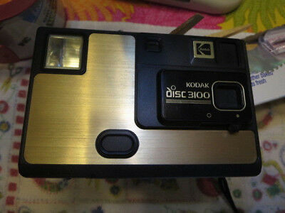 KODAK Disc 3100 Camera Vintage