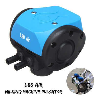 L80 Air Cow Milking Machine Milker Accessories Goat Sheep Machine Pulsator