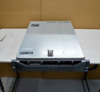 Dell PowerEdge R710 2x Intel Xeon X5550 @2.67Ghz 64GB Perc 6/i No HDD Rack Rails