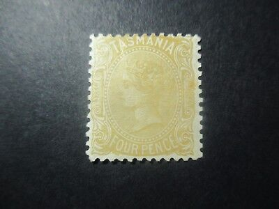 Tasmania Stamps: 4d  Mint with gum   {j249}