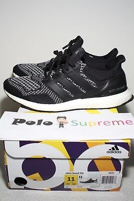 3fa609985 Adidas Ultra Boost Ltd 1.0 White Black Cream Yeezy Reflective OG 3M VNDS  AQ5561