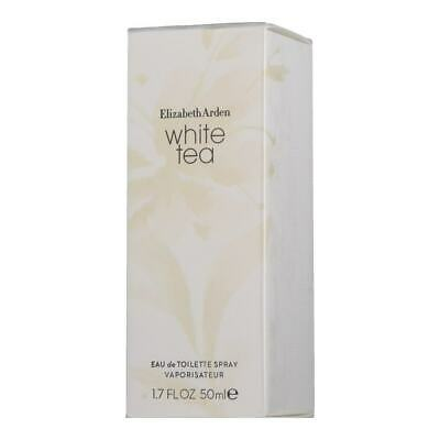 Elizabeth Arden White - Tea Eau de Toilette EDT Spray 50ml