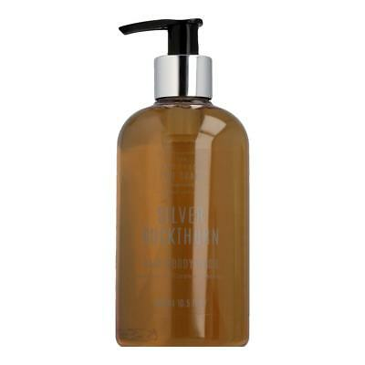 Scottish Fine Soaps - Silver Buckthorn Hair & Body Shampoo 300ml