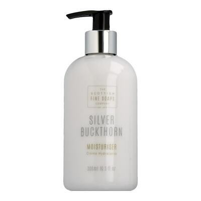 Scottish Fine Soaps - Silver Buckthorn Moisturiser 300ml